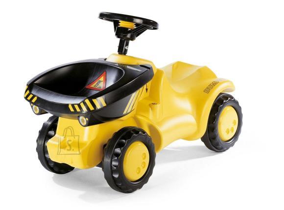 Jalgadega lükatav traktor Dumper