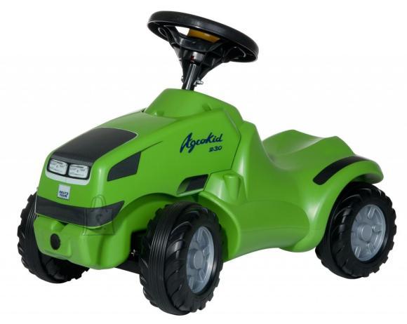 Jalgadega lükatav traktor Deutz-Fahr Agrokid