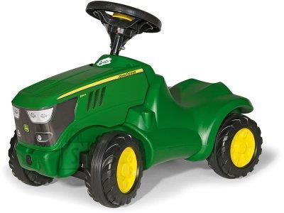 Jalgadega lükatav traktor John Deere 6150R