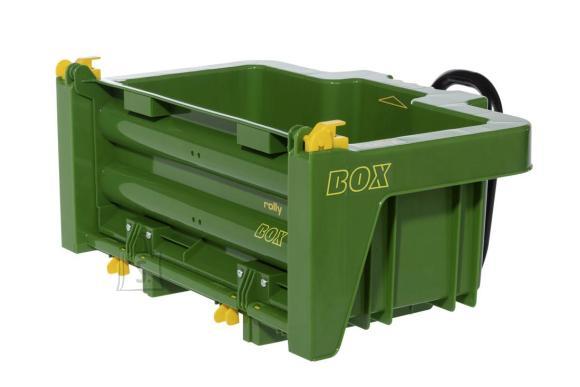 Rolly Toys Rollybox John Deere, kallutusmehanism