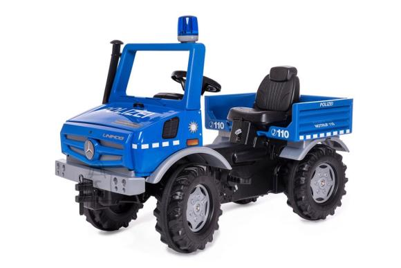 Rolly Toys Rolly Unimog Police