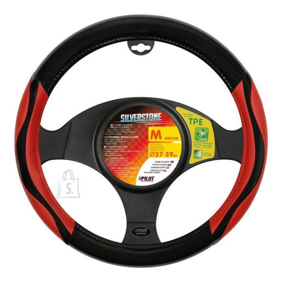 Silverstone roolikate Ø37-39cm, punane