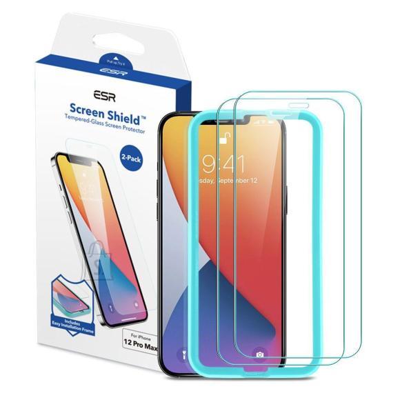 ESR ekraanikaitse iPhone 12 Pro Max 2tk
