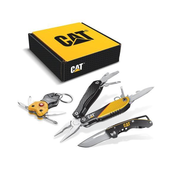 CAT Cat mini  kinkekomplekt 3 osa