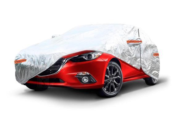 Autokate eriti tugev lukuga XL 530x180x120 cm