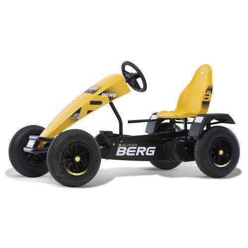 Berg Berg XL Basic Super yellow BFR