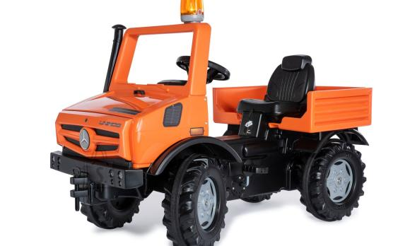 Rolly Toys Rolly Unimog Service