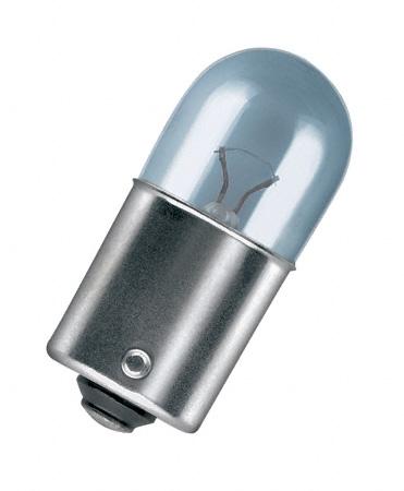 Osram Autolamp Ultralife R10W 12V 10W BA15S