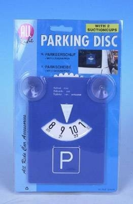 All Ride parkimiskaart