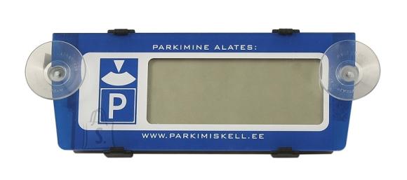 Elektrooniline parkimiskell, sinine