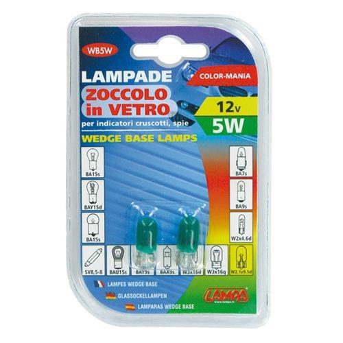 Lampa Autopirnid T10 5W,12W W2,1