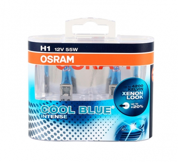Autolambid Cool Blue Intense 12V H1 55W P14.5S