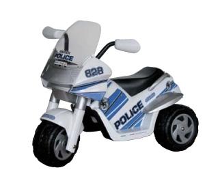 Elektrimootorratas lastele Raider Police 6V