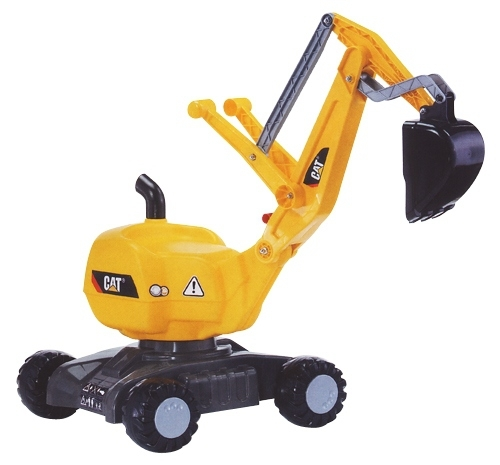 Rolly Toys Mängukopp lastele Rolly Digger Cat