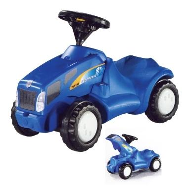 Jalgadega lükatav traktor New Holland TVT155