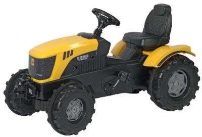 Rolly Toys Pedaalidega traktor lastele JCB 8250 Farmtrac