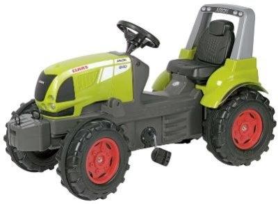 Rolly Toys Pedaalidega traktor lastele Claas Arion 640