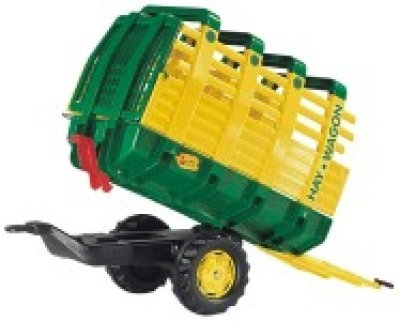 Rolly Toys järelkäru Hay traktorile
