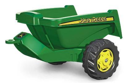 Rolly Toys järelkäru Rolly Kipper II JD