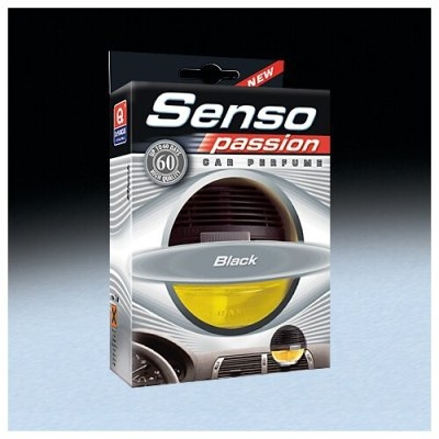 Dr. Marcus Senso Passion Black