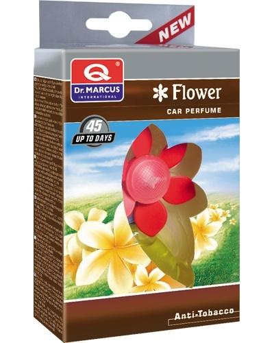Dr. Marcus Flower Anti Tobacco