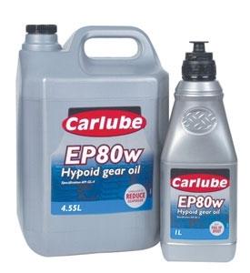 Carlube Carlube Hypoid 80W 4,5l