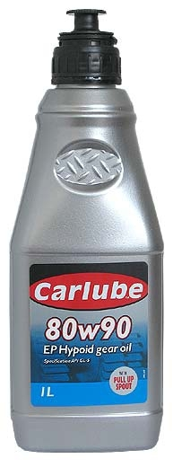 Carlube Carlube Hypoid EP80W/90 1l