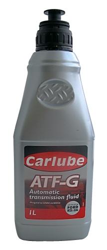 Carlube ATF G FORD/BORG/WARNER 1l