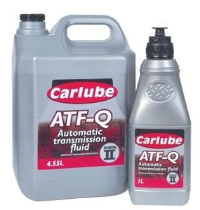 Carlube ATF-Q Dexron II 4,5l