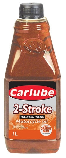 Carlube 2-taktilise mootoriõli 1l