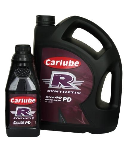 Carlube Triple R 5W40 diisel 5l