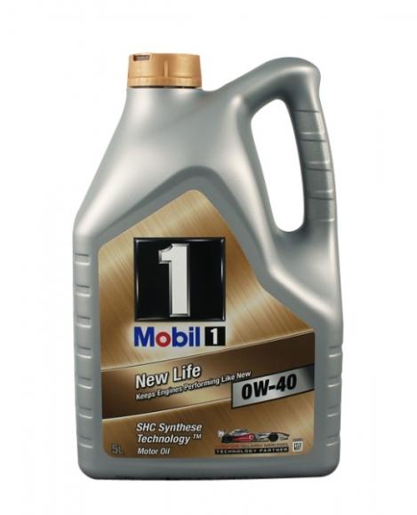 Mobil Mobil 1 New Life 0W-40 5l