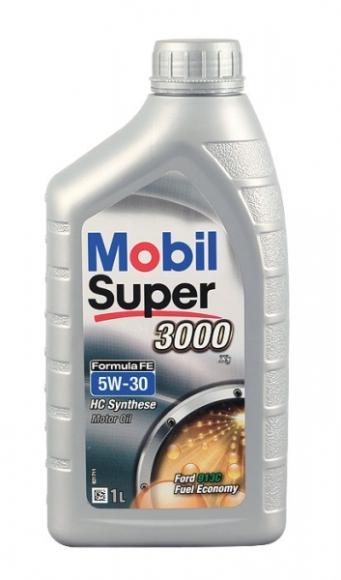Mobil Mobil Super 3000FE 5W30 1l