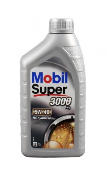 Mobil Mobil Super 3000 X1 5W-40 1l