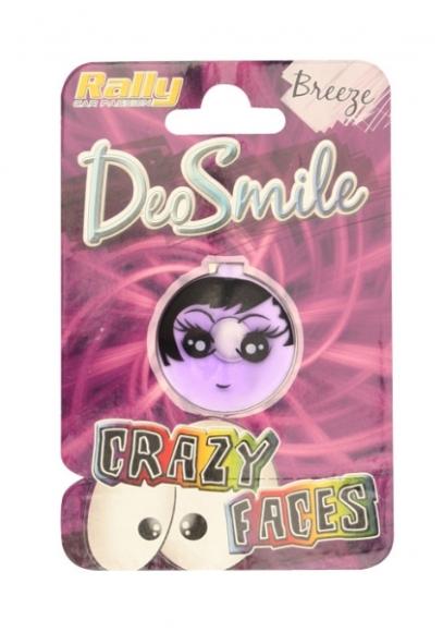 Deo Smile Grazy Face, briis