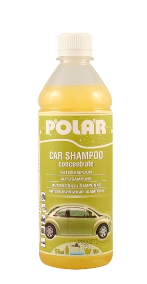 Polar autošampoon 0.5L