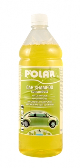Polar autošampoon Polar 1L