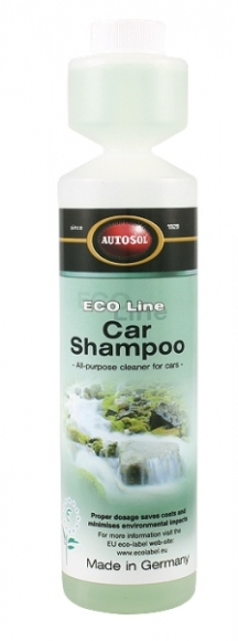 Autosol Ecoline šampoon dosaatriga 250ml