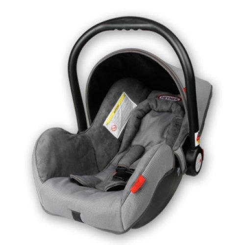 Heyner turvahäll SuperProtect Comfort Koala Grey