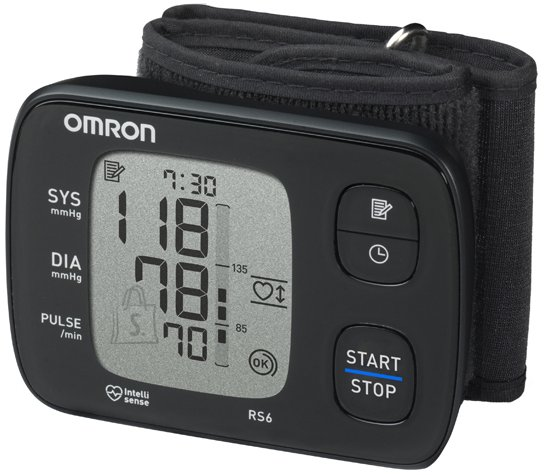Omron RS6 vererõhumõõtja