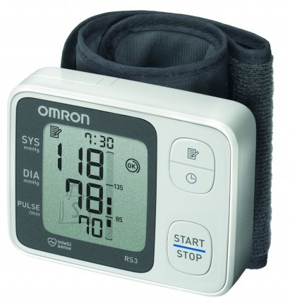 Omron RS3 vererõhumõõtja