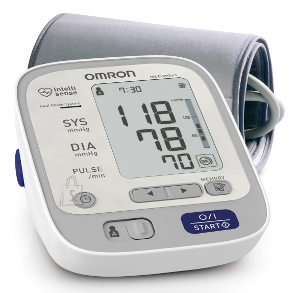 Omron M6 Comfort vererõhumõõtja