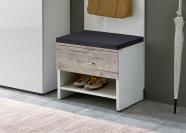 FMD Furniture esikupink Shanghai 3 UP