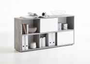 FMD Furniture riiul Futura 4 UP