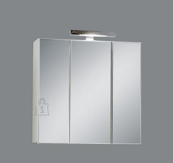 FMD Furniture vannitoakapp peegliga Zamora 3
