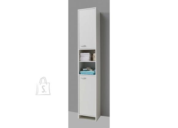FMD Furniture kõrge vannitoakapp Madrid 3
