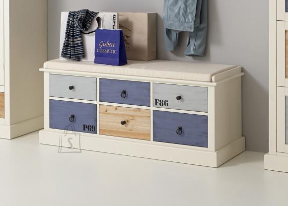 FMD Furniture esikukapp Sylt 5