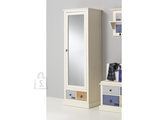 FMD Furniture riidekapp Sylt 7
