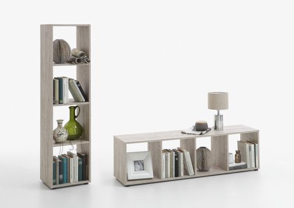 FMD Furniture riiul Mega 4