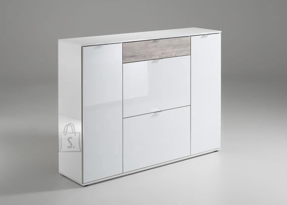 FMD Furniture kummut Combi 3 UP